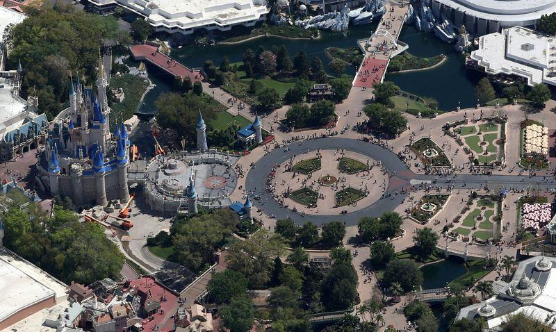 Disney akan mengubah Splash Mountain demi menghadirkan putri kulit hitam pertama