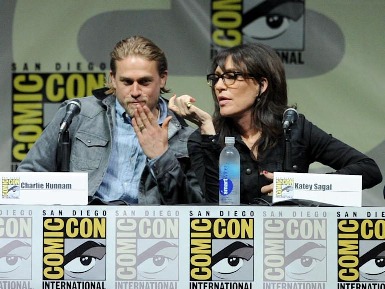 """Sons Of Anarchy"" Panel - Comic-Con International 2013"