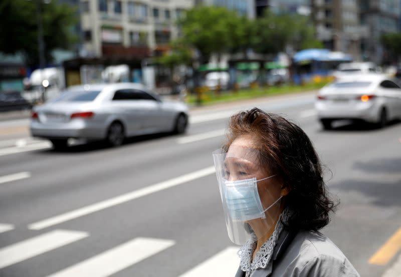 Spread of the coronavirus disease (COVID-19) in Seoul, South Korea