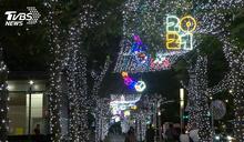 跨年活動將開跑! 「7大裝置」照亮台北城