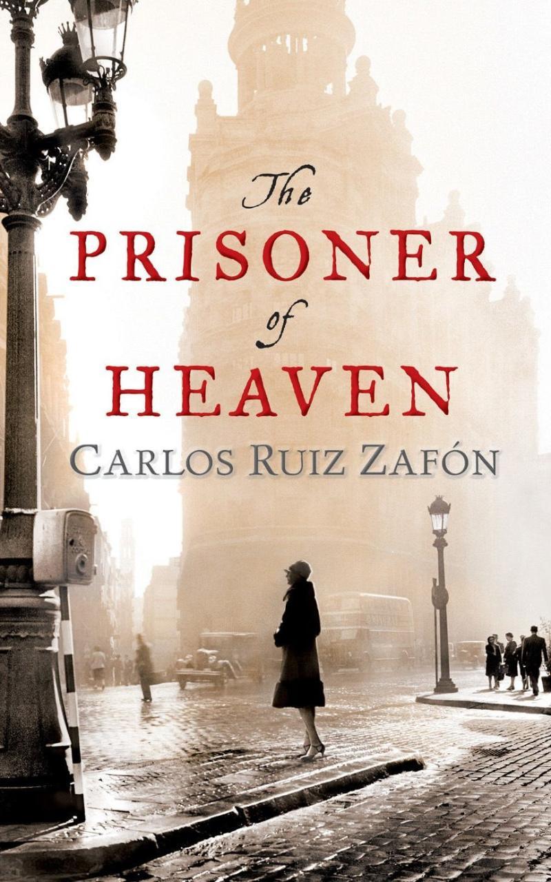 The third novel in Zafón's Cemetery of Forgotten Books tetralogy