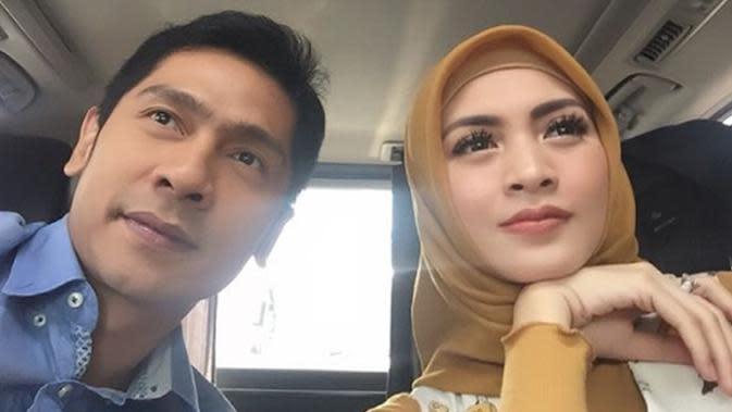Perubahan penampilan Donita sangat didukung oleh Sang Suami, Adi Nugroho (Liputan6.com/IG/adinugroho_st)