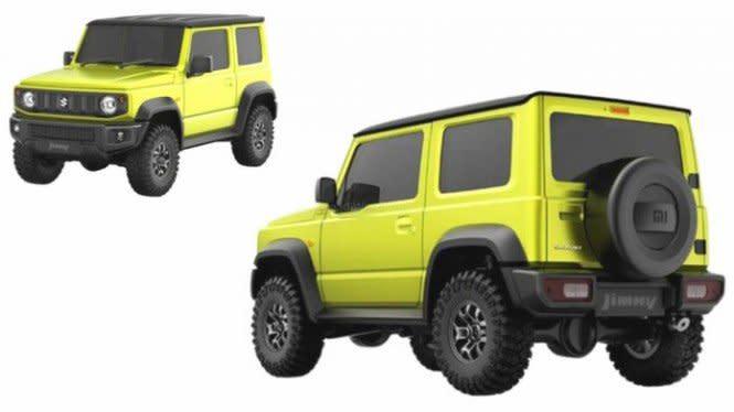 Beli Suzuki Jimny Tipe Ini Gak Perlu Antre