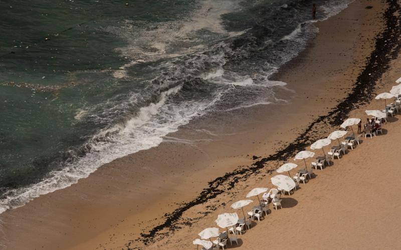 Authorities say that 11 people drowned off the coast of northern Egypt on Friday - AP