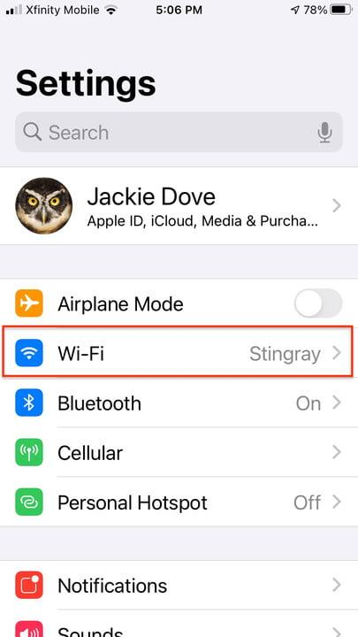 IOS 14 Network Privacy