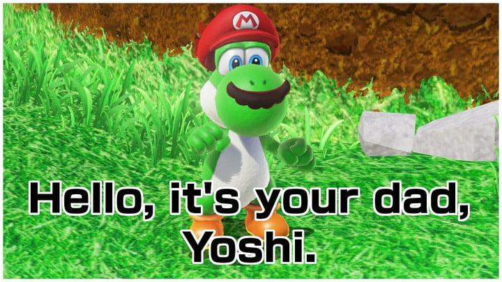 how to take screenshots on switch yoshi edit
