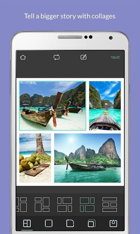 best camera apps for android pixlr2
