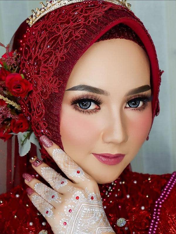 Lala Widy saat pakai hijab (Sumber: Instagram/lala__widy)