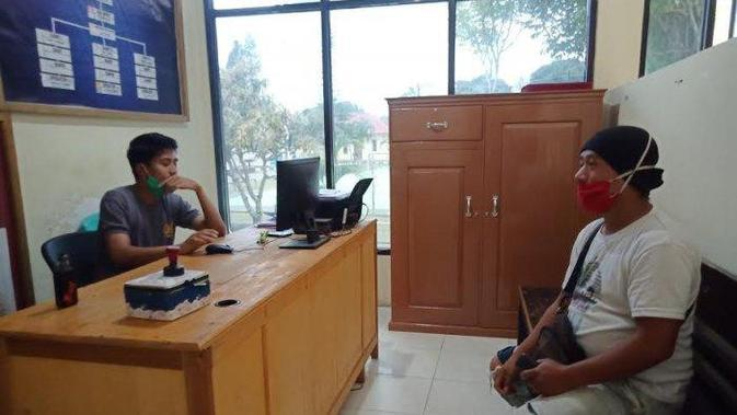 Buntut Razia Masker, Pedagang Sayur di Mamasa Polisikan Kasatpol PP