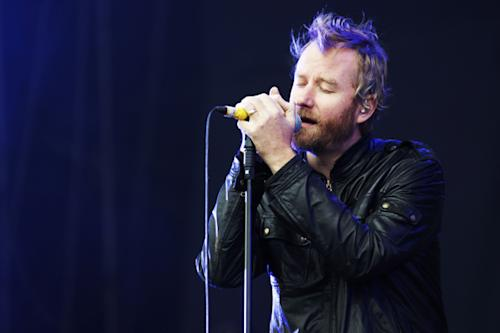 The National Set Date for New Album 'Trouble Will Find Me'