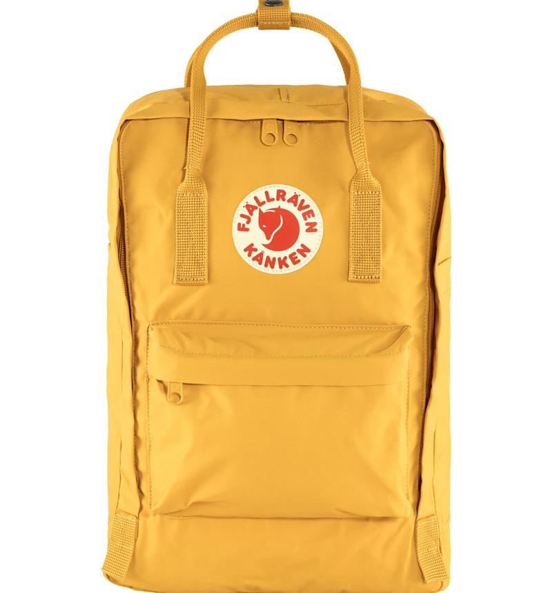 Fjällräven Kånken 15-Inch Laptop Backpack. Image via Nordstrom.