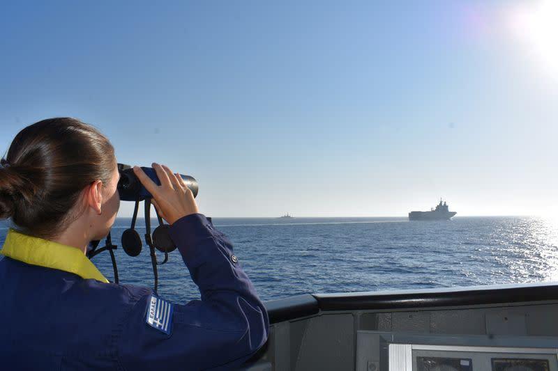 Turkey extends work of Mediterranean exploration ship through August 27