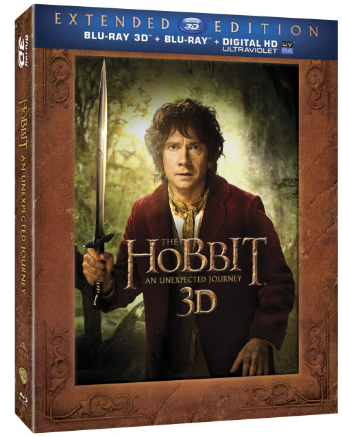 'The Hobbit: An Unexpected Journey' Gets Extended Edition
