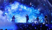 五月天桃園開唱 伴2.2萬歌迷跨年 (圖)