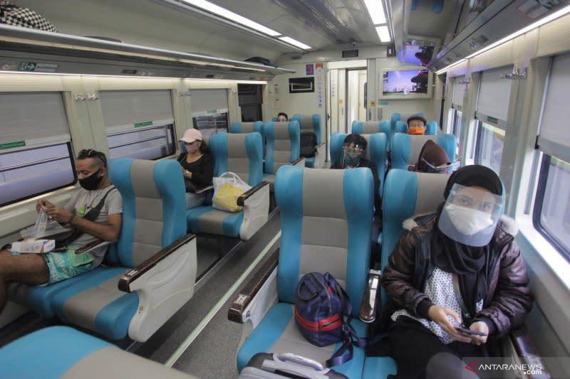 Kenaikan jumlah penumpang KA harus disertai peningkatan keamanan
