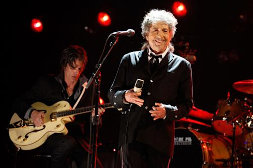 Bob Dylan Voted Into American Academy of Arts and Letters