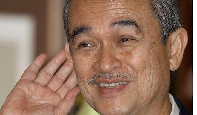 Former Malaysian prime minister Abdullah Ahmad Badawi has a family connection to Hainan. Photo: AFP