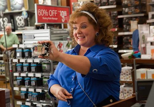 Melissa McCarthy Five Facts
