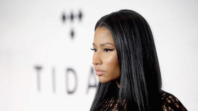 Nicki Minaj (AFP/Bintang.com)