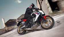 2016 Honda CB650 F