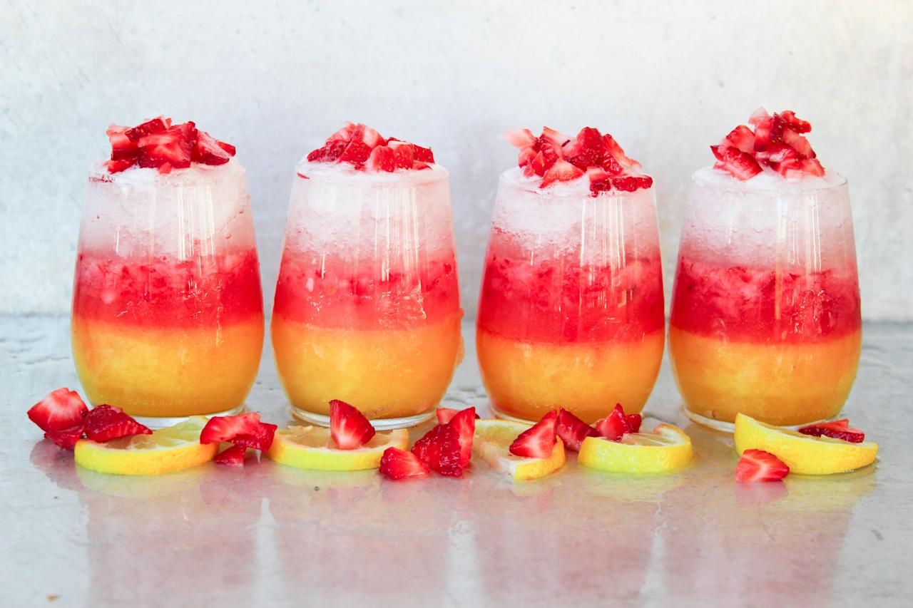"""<p><span style=""""background-color:initial;"""">Toast to summer </span>with these fruity, refreshing cocktails. From classics like piña coladas and strawberry daiquiris to fun twists on sangria and margaritas, we've got it all. <span style=""""background-color:initial;"""">Need menu ideas? Check out our </span><a href=""""http://www.delish.com/memorial-day-recipes/"""" style=""""background-color:initial;"""">Memorial Day collection</a><span style=""""background-color:initial;"""">—its filled with apps, snacks, classic grilled main dishes, drinks, and <a href=""""/holiday-recipes/g1079/memorial-day-desserts/"""">desserts</a>.</span></p>"""