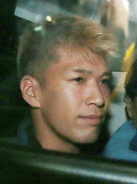 Satoshi Uematsu could receive the death penalty if convicted of one of several charges he faces