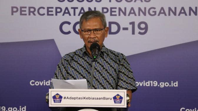 Jakarta dan Jatim Catatkan Penambahan Kasus Positif Covid-19 Tertinggi