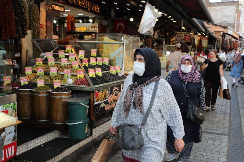 Turkey's coronavirus cases exceed 300,000 - health ministry