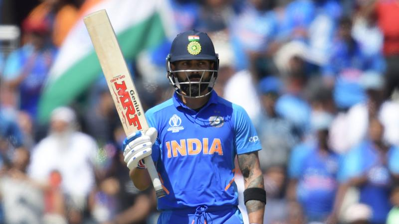 Virat Kohli left feeling six over short Edgbaston boundaries