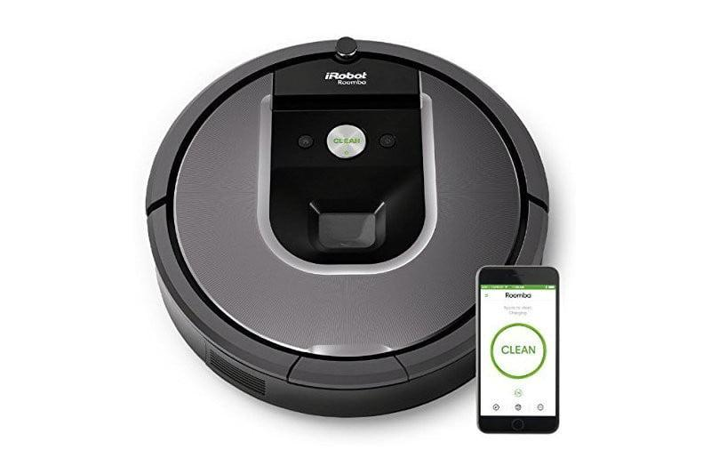 iRobot Roomba 960 Robot Vacuum with Wi-Fi Connectivity Powered by Lithium Ion iRobot Roomba deals