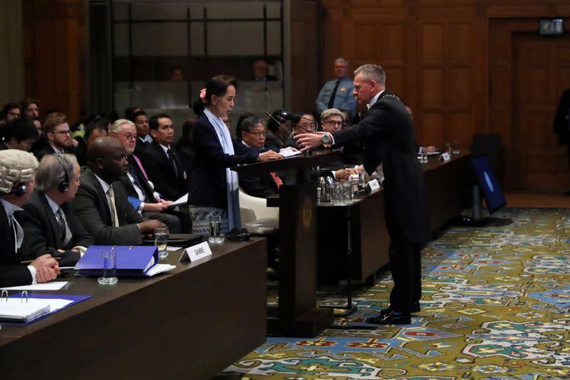 Pengadilan Internasional akan keluarkan putusan terkait genosida Myanmar
