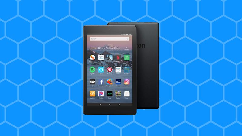 Save 25 percent on the Fire HD 8. (Photo: Amazon)