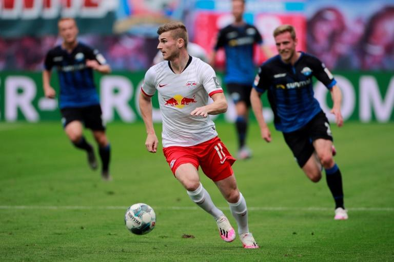 Chelsea are reportedly set to sign RB Leipzig's Germany striker Timo Werner