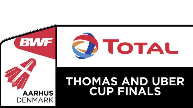 Logo Piala Thomas dan Uber 2020. (dok Piala Thomas dan Uber 2020)