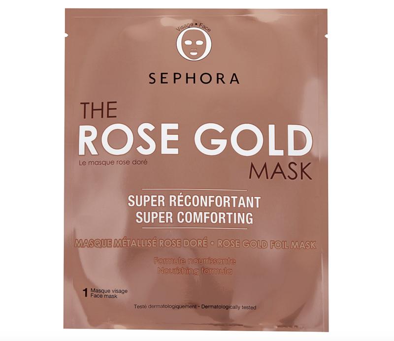 Sephora Rose Gold mask. (PHOTO: Sephora)