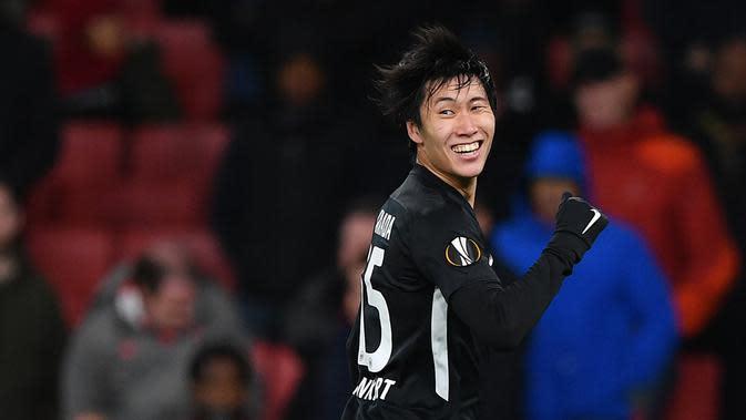 Superstar: Daichi Kamada, Pemain Muda Penakluk Arsenal