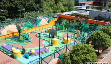 本港首個戶外常設平衡車公園現沙田新城市廣場