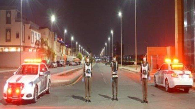 Arab Saudi Berlakukan Jam Malam Saat libur Idul Fitri