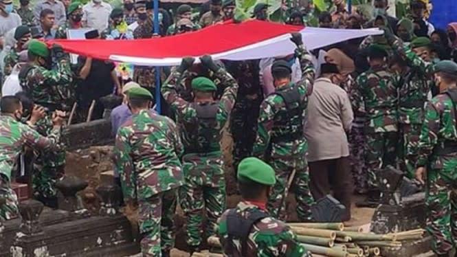 3 Prajurit Pasukan Elit TNI Meninggal Dunia di Perbatasan Papua Nugini