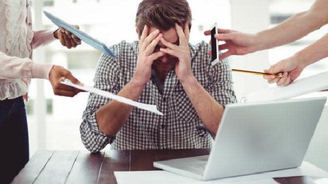 Tidak jarang, deadline ini sering membuat pegawai stres saat bekerja.