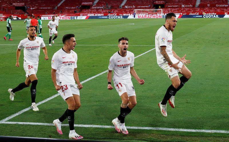 La Liga Santander - Sevilla v Real Betis
