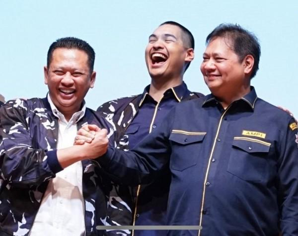 Loyalis Airlangga Pertanyakan Klaim Dukungan 367 DPD ke Bamsoet