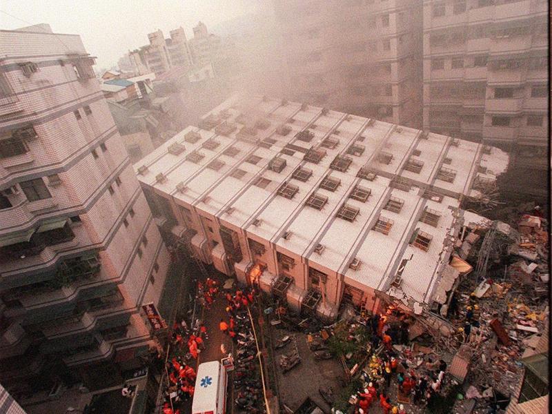 修訂建築技術規則 加強耐震元件
