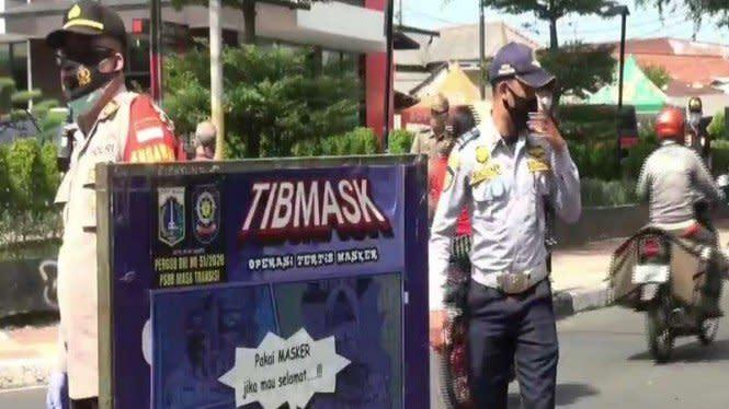 Gelar Operasi Yustisi, Polisi Tangkap Pengedar Sabu di Jelambar