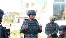 金防部實兵演練 指揮官要求確依標準作業程序