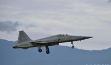 老F—5E失事》國防部早說有舊機延壽計畫 但飛官都冒命去飛