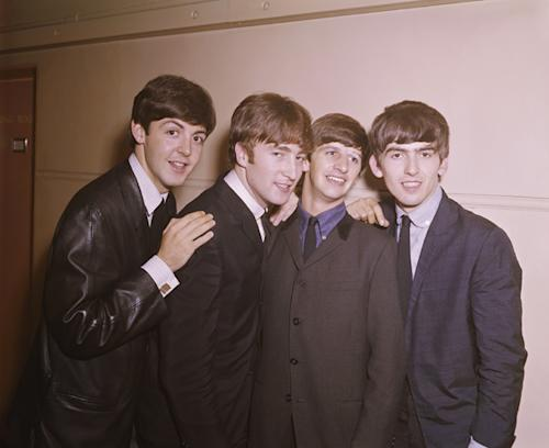 Beatles Lend Songs to Film About Former Employee