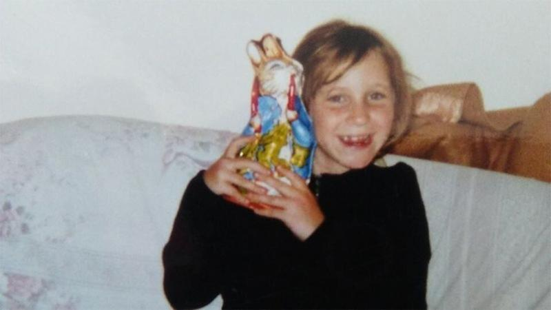 Picture of Samantha Knight who was last seen on a Bondi street in 1986.