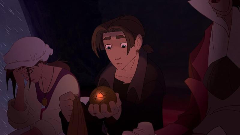 'Treasure Planet'. (Credit: Disney)
