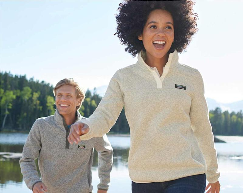 Save 20% on all orders at L.L. Bean.